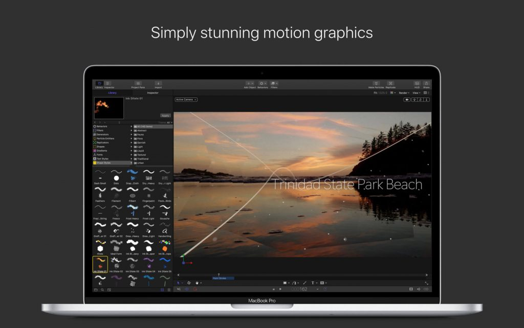 Apple Motion 5.4.6 – Professional animation editor for macOS (Torrent)